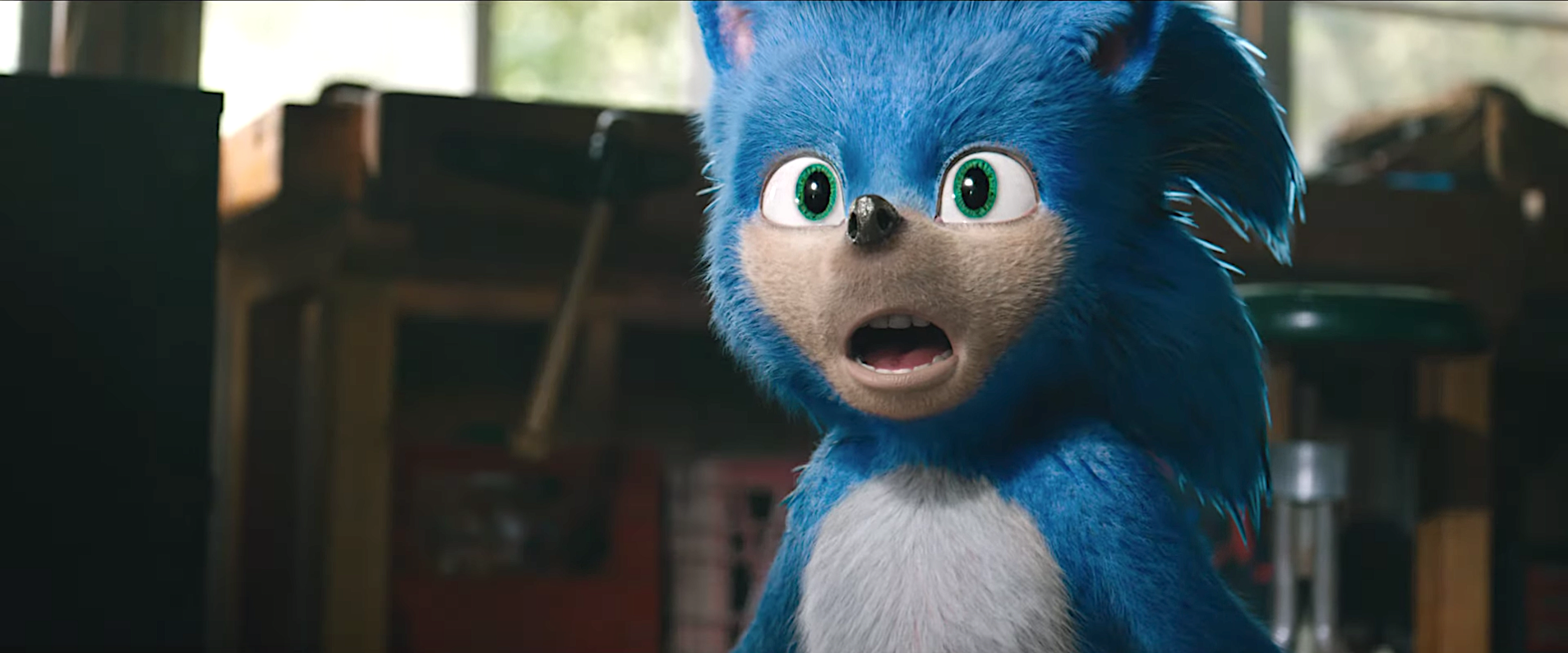 The Internet Successfully Bullied the Sonic Movie Director Into Changing That Creepy Blue Hedgehog