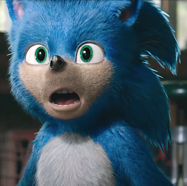 Sonic Movie Redesign Controversy Sonic The Hedgehog Director Is Changing The Character After Fan Outrage