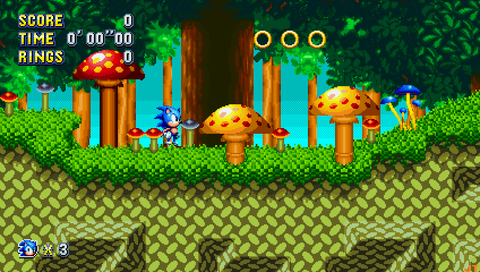 Sonic The Hedgehog Mushroom Planet And Easter Eggs Explained