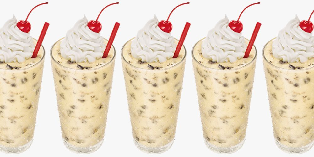 SONIC Added an Oreo Cake Batter Shake to the Menu and It Looks Delicious