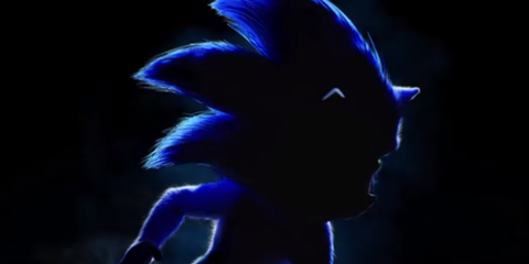 sonic pelicula live-action