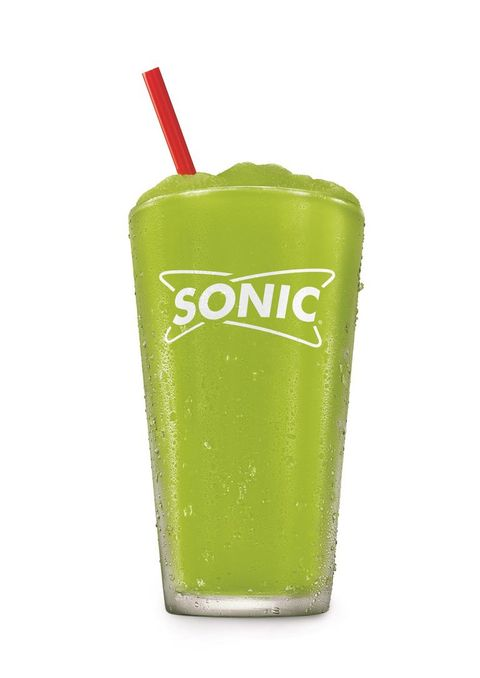 Sonic Pickle Slush