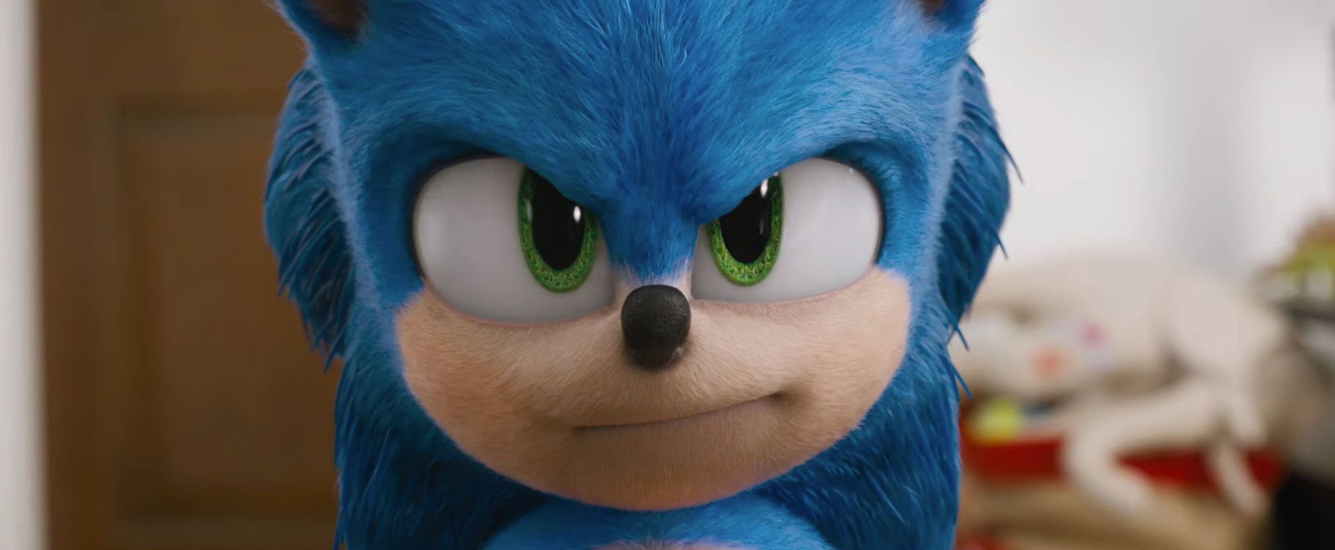 Sonic the Hedgehog's design was never the movie's biggest challenge