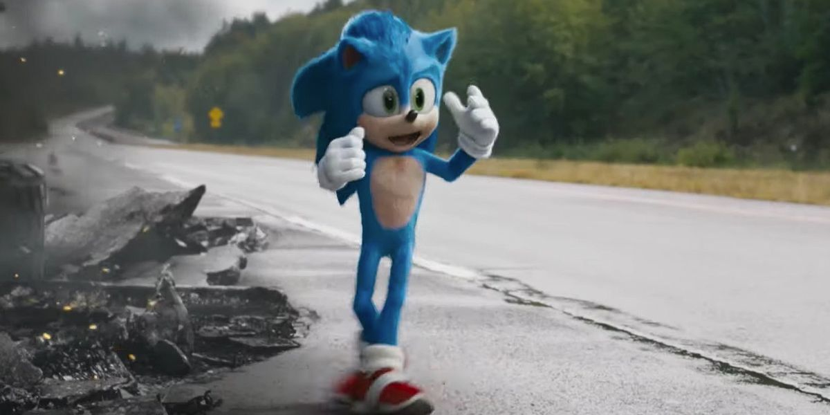 Sonic The Hedgehog Director Opens Up About Anxiety Of Redesign