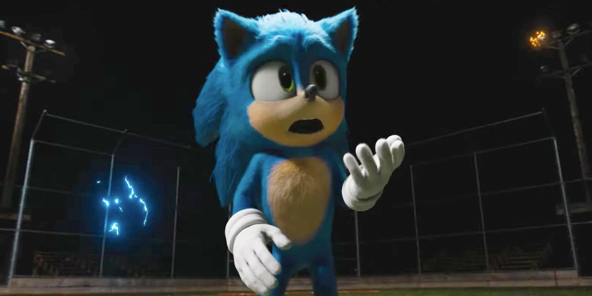 Sonic The Hedgehog Trailer Release Date And More