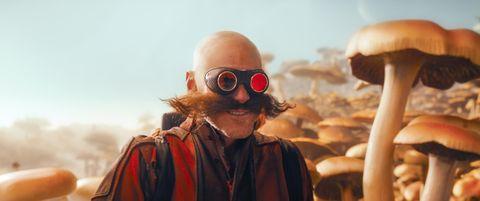 Image result for sonic the hedgehog movie mushroom planet