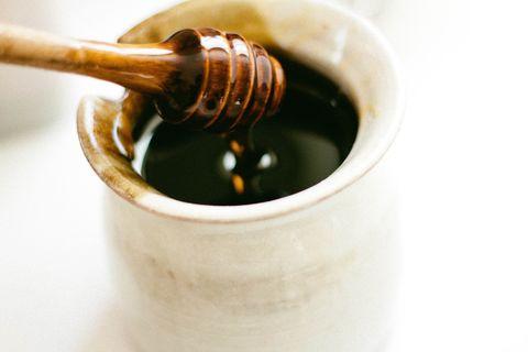 siroop suiker honing