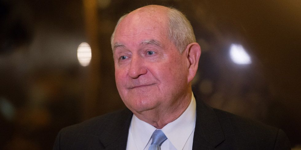 Who Is Sonny Perdue? 10 Things You Need to Know About Trump's Agriculture Secretary.