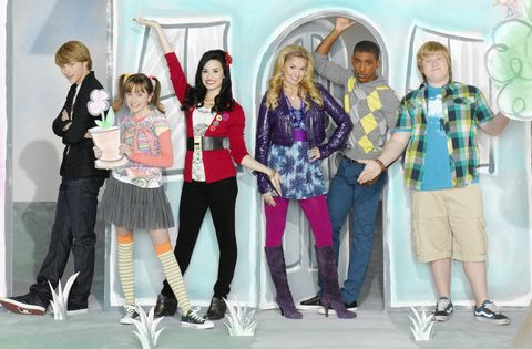 cast of sonny with a chance