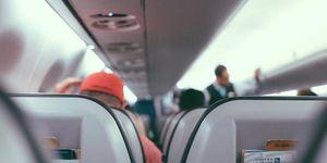 Cosa non mangiare in aereo