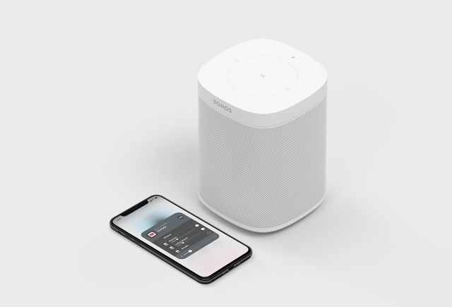 sonos one and apple iphone
