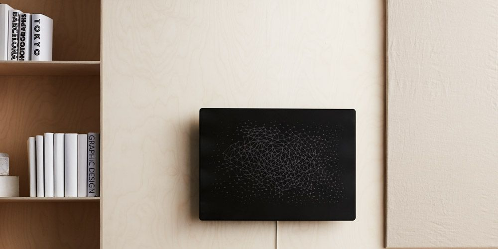 This Is Sonos's Next Speaker (And Yes, It Hangs on Your Wall)