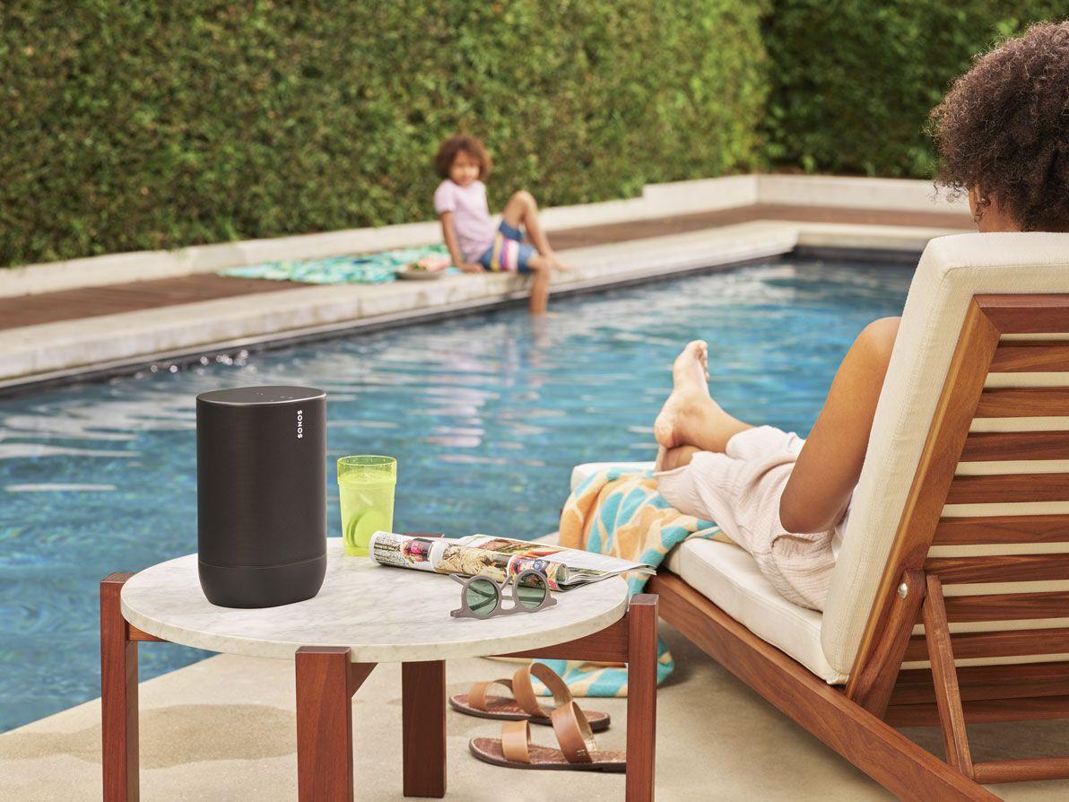 Sonos Finally Has a Portable Speaker