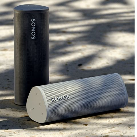 sonos roam new 2021 bluetooth portable speaker