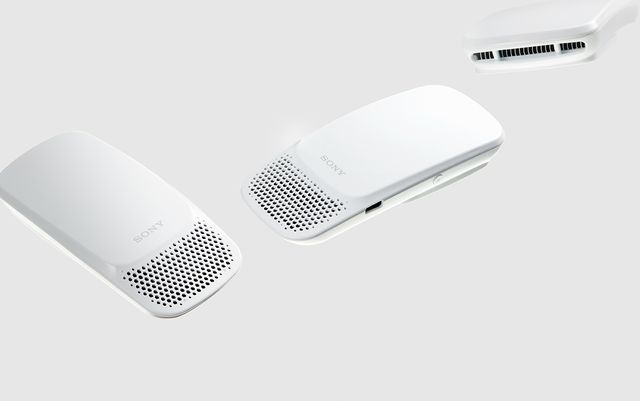 sony wearable air conditioner