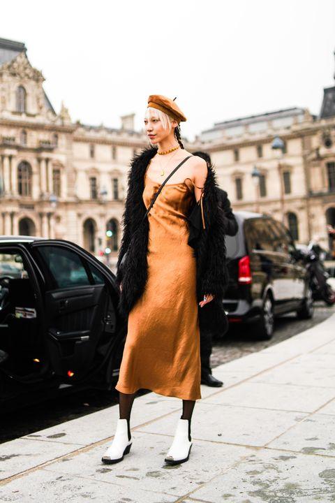 Street Style - Paris Fashion Week - Menswear F/W 2019-2020 : Day Six