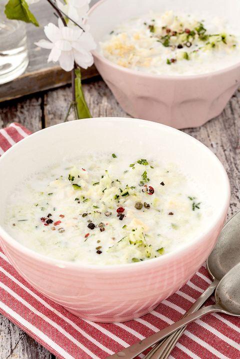 receta sopa rusa de kéfir te enseñamos a elaborar este plato paso a paso