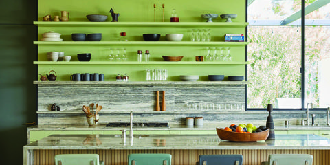 20 Kitchen Open Shelf Ideas How To Use Open Shelving In Kitchens