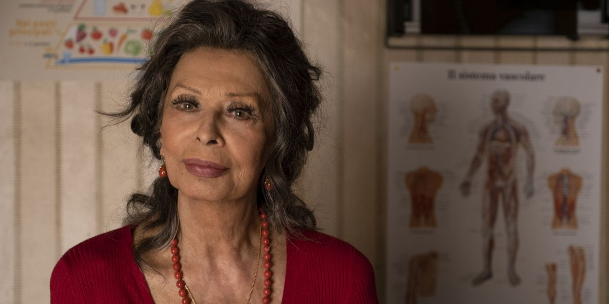 Sophia Loren Returns to Acting in The Life Ahead, a Film Directed by Her Son