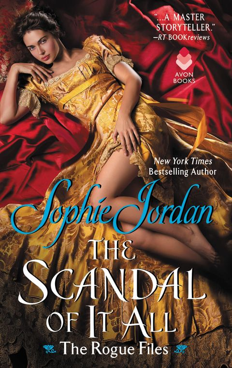 2 The Scandal Of It All By Sophie Jordan