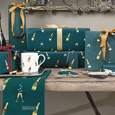 Sophie Allport's new Bubbles & Fizz collection is perfect for Christmas