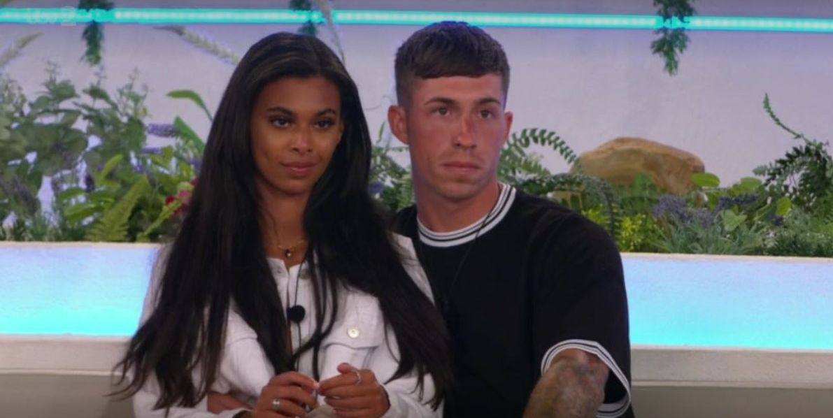 Love Island star Sophie Piper admits she hasn't fallen in love with Connor Durman yet