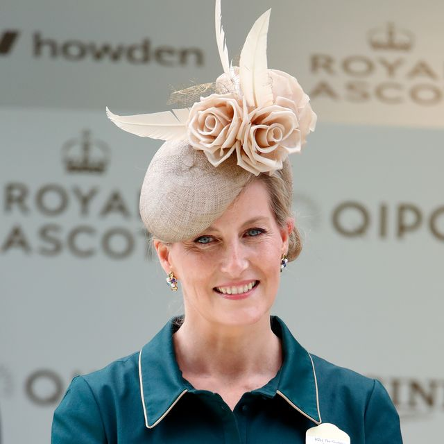sophie wessex royal ascot