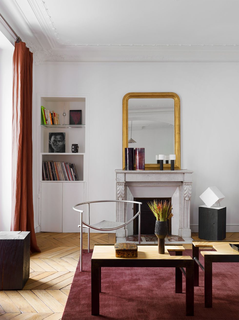 Un apartamento en París en tecnicolor