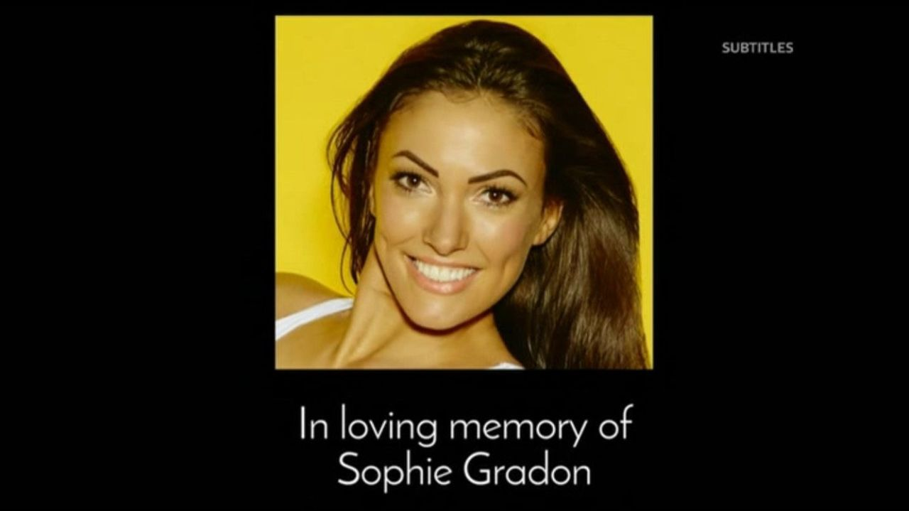 Twitter Young Sophie Gradon naked photo 2017
