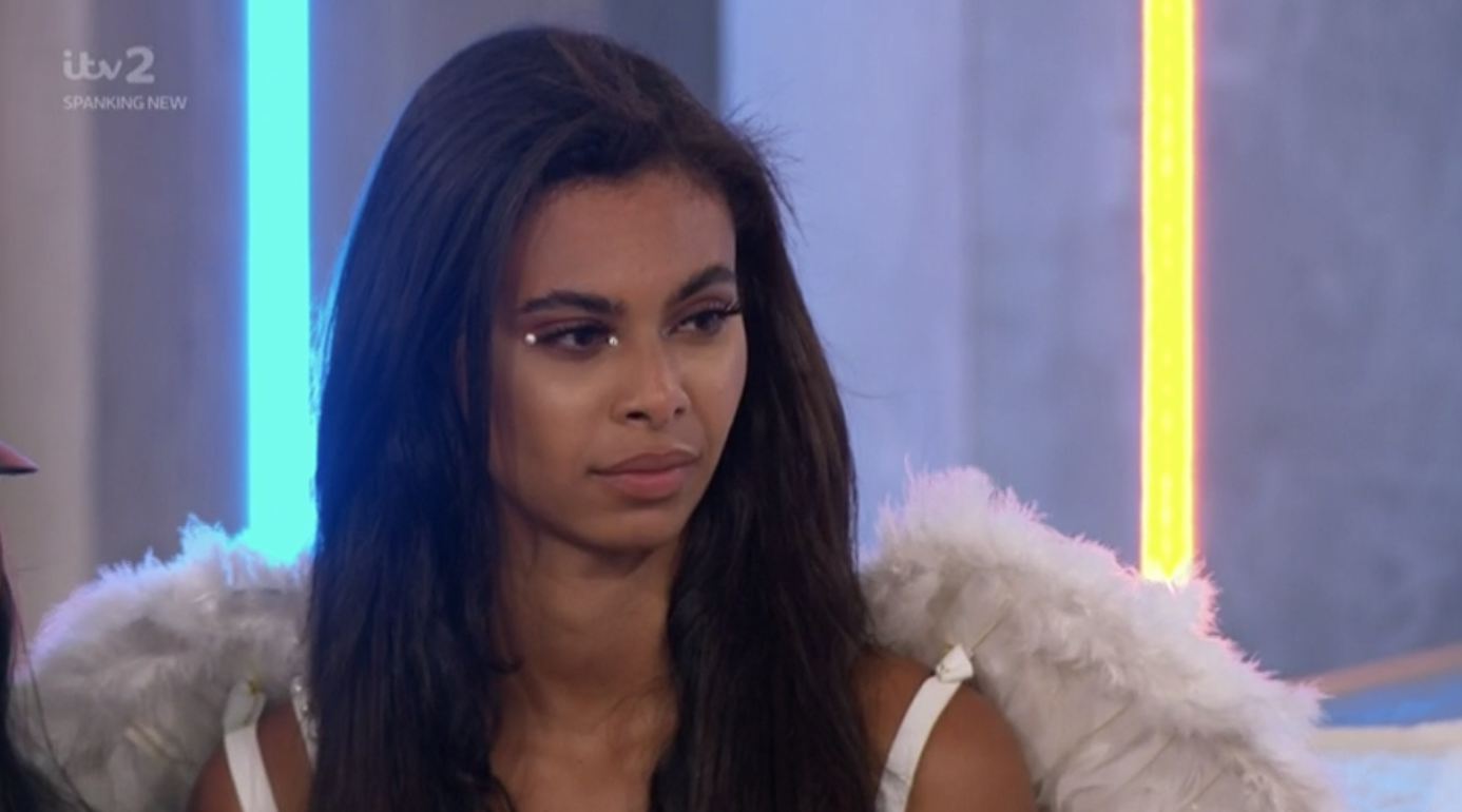 Love Island tensions rise as lap dance heart rate results are revealed