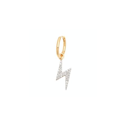 sophie lis lightning bolt earring