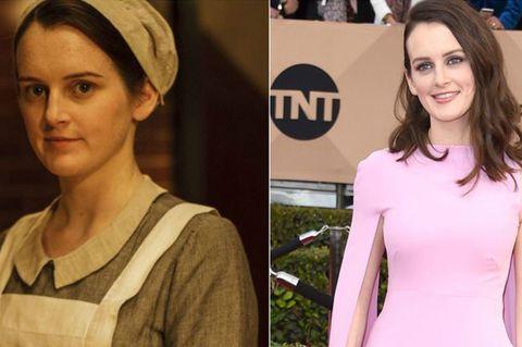 Daisy Mason vs. Sophie McShera