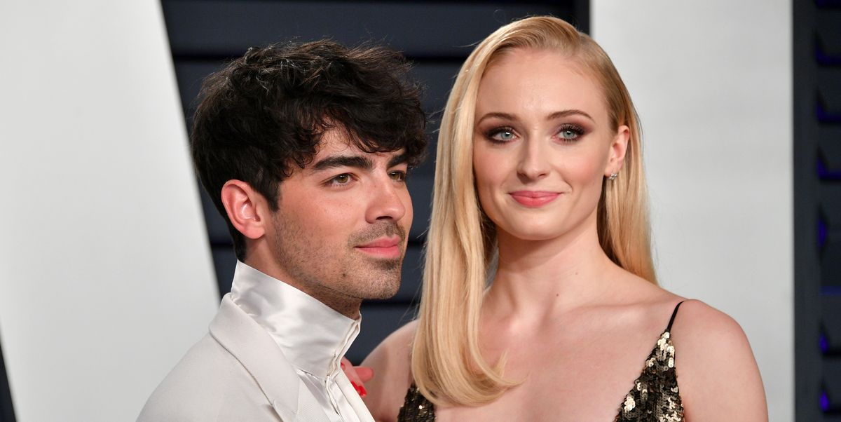 Joe Jonas and Sophie Turner share first picture since daughter's birth - Cosmopolitan UK