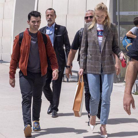 Sophie Turner And Joe Jonas Sighting In Avignon