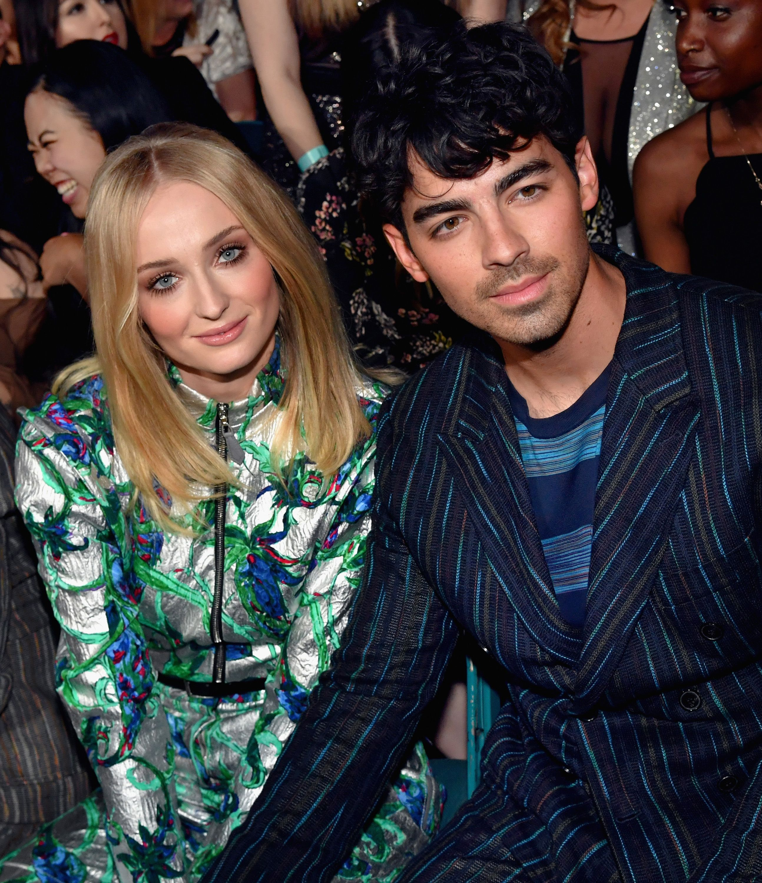 a8890fc953f7 Sophie Turner and Joe Jonas Wedding Guide to Date, Venue and Guest List