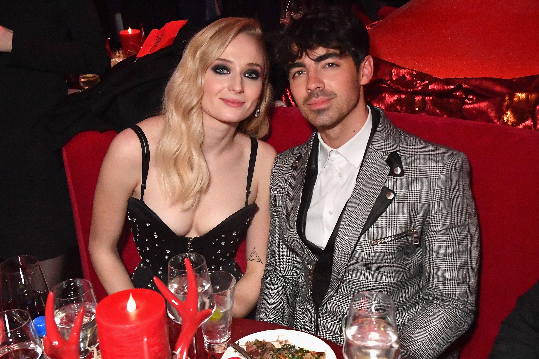 Joe Jonas Posted the Sweetest Valentine's Day Instagram for Sophie Turner
