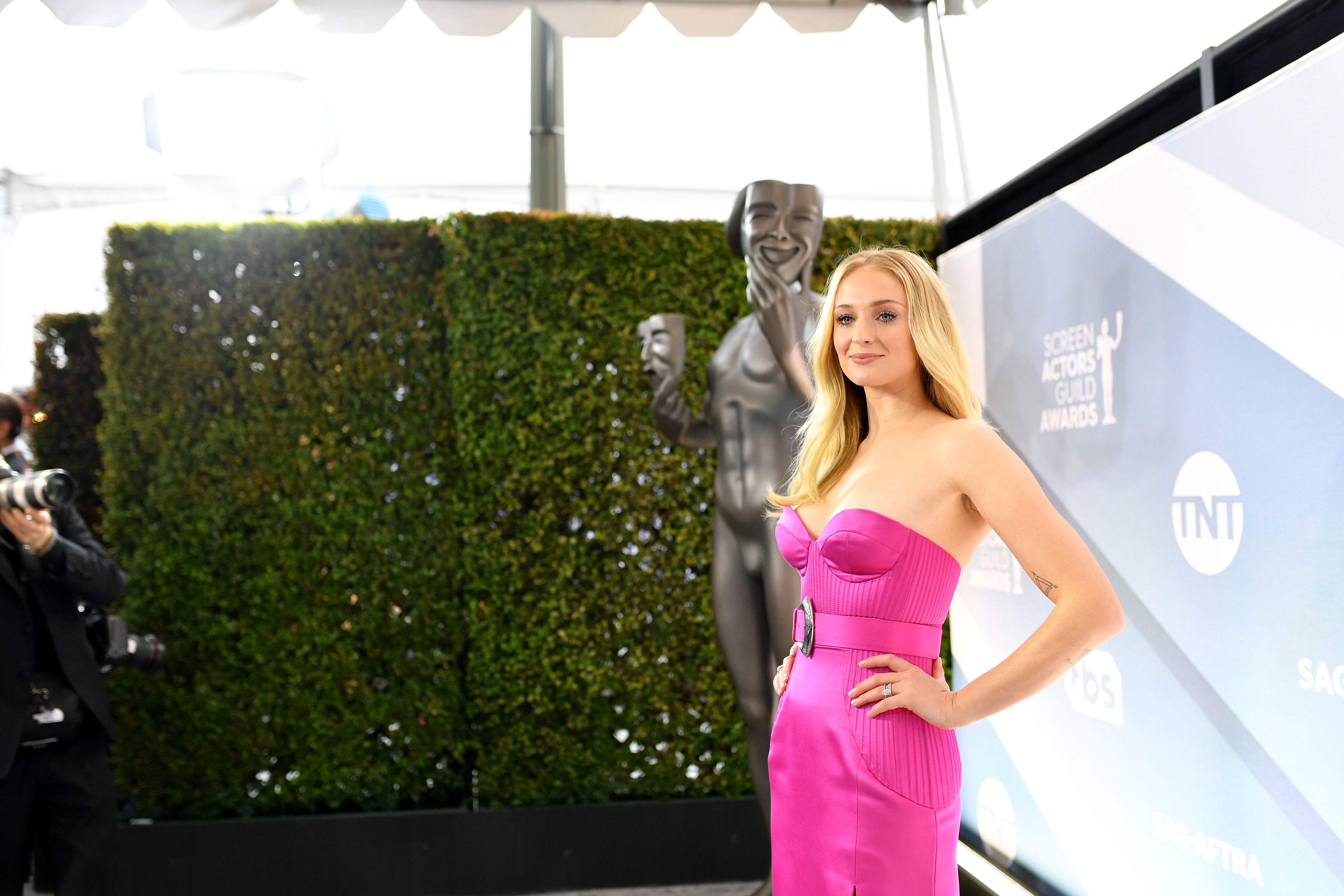 10 best dressed from the 2020 SAG Awards