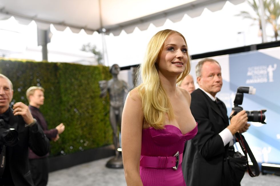 Sophie Turner Explains Exactly What It'd Take for Her to Do a 'Game of Thrones' Spin-Off