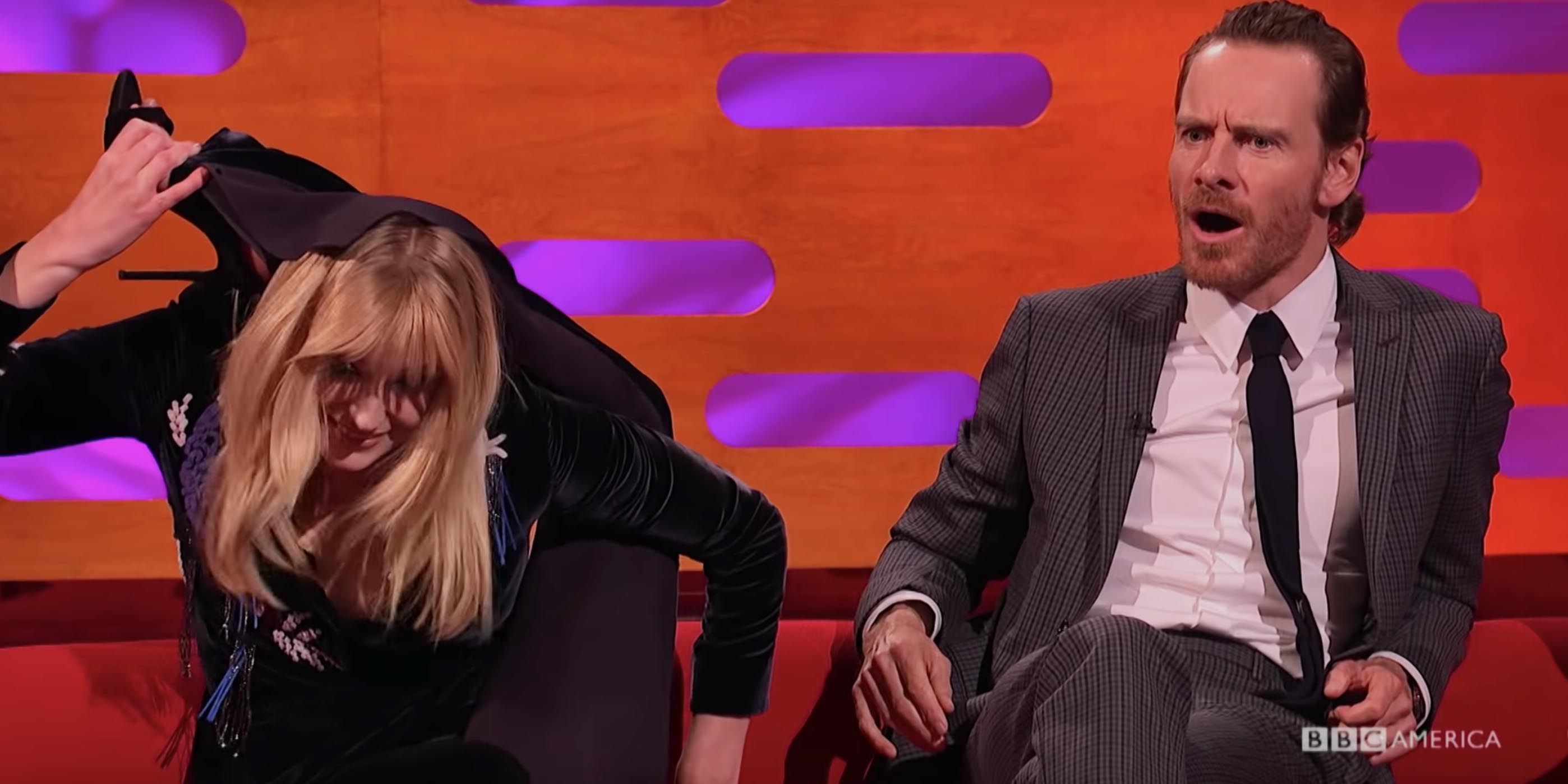 Sophie Turner Is Wildly Flexible Thanks to Years of Circus Training