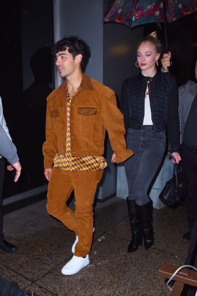 Sophie Turner On How Joe Jonas 'Saved' Her Life