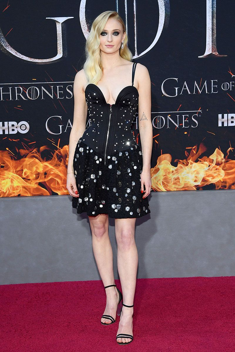 Game of Thrones season 8 red carpet