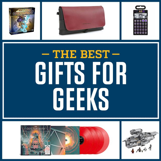 Best Geek Christmas Gifts 2020 Best Nerdy Gifts 2020 | Geeky Gift Reviews