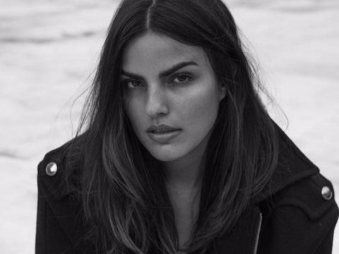 Hair, Face, Black, Photograph, White, Lip, Black-and-white, Eyebrow, Beauty, Hairstyle,