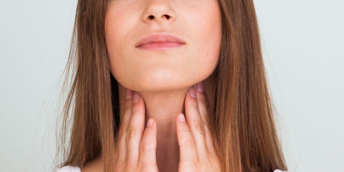 Sore vagina sore skin sore throat