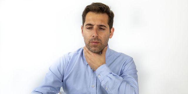 早く治す 喉の痛み