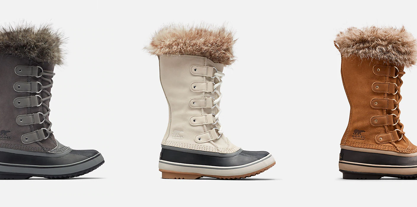 Sorel's Cult Favorite 'Joan of Arctic' Snow Boots Are Nearly 60% Off Right Now