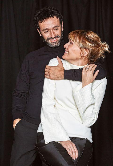 Rodrigo Sorogoyen y Marta Nieto
