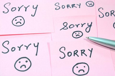 How to Apologize - A Step-by-Step Guide To Saying You're Sorry