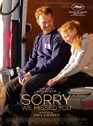 Crítica de 'Sorry We Missed You'