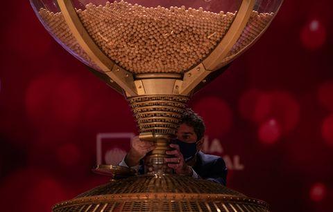 sorteo lotería de navidad 2020